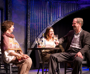 Jean Marie Koon as Carol Berge, Sheila Willis as Anna and Richard Engling as Matthew