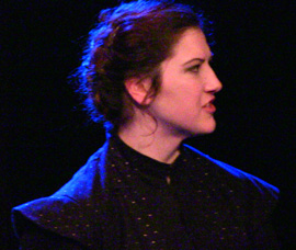 Paige Fodor as Banquo