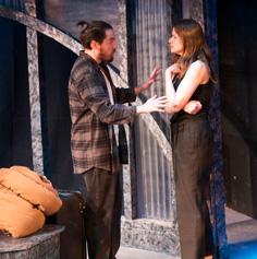 Bryan Breau as Colin and Sheila Willis as Anna