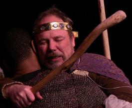 Arthur Moss as King Duncan
