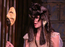 Kasey O'Brien as Second Witch