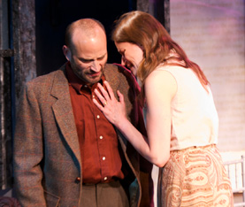 James Bould as Yousef and Sheila Willis as Anna